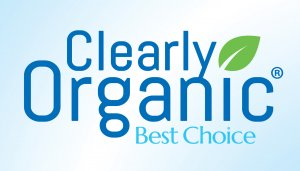 Clearly Organic Logo